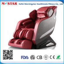 L cadeira de massagem Super Deluxe uso doméstico máquina de mecanismo de forma Singapura