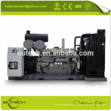 2000Kva 4016TAG2A diesel generator, powered by Perkins engine 4016TAG2A