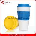 Taça de café de silicone de 500 ml