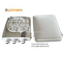 Caixa terminal de fibra ótica exterior de 8 núcleos