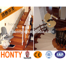 hydraulic stair lift for disabled people/portable wheelchair ramps