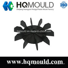 Herramientas de inyección de hoja de ventilador de motor de plástico