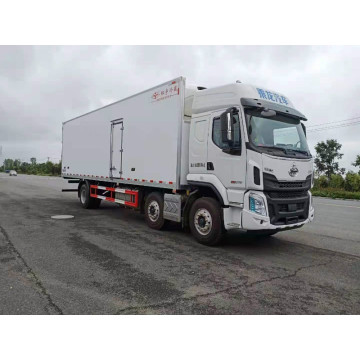 Dongfeng 6x2 Freezer container trucks