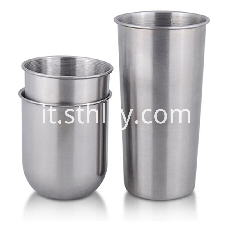 Hotel Stainless Steel Cup