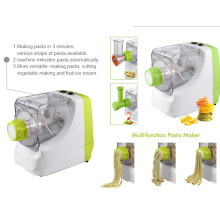 Operación fácil Uso en el hogar Fabricante italiano de pastas, Máquina de pasta