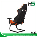 Luxury sparco executive game swivel racing chair having more fun