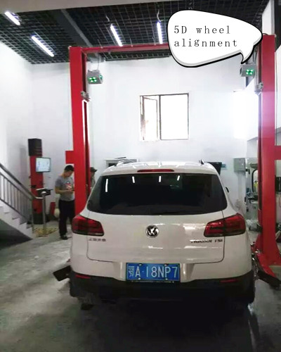 Most Convenient Wheel Alignment Equipment