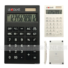 12 Digits Dual Power Desktop Calculator for Office, Bank and Finance (CA1120A)
