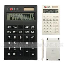 Calculatrice de bureau à 12 chiffres Dual Desktop pour bureau, banque et finances (CA1120A)