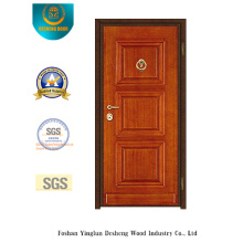 Simplestyle Steel Security Door Without Carving