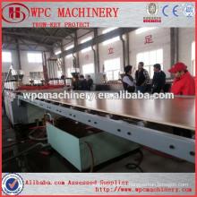 PVC WPC Free Foamed Board Machine