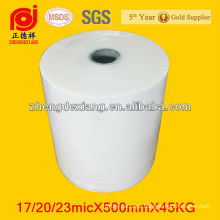 PE Stretch Film Jumbo Roll for Pallet Wrapping