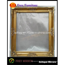 Antique Design Gold Wall Mirror Frame for Hotel