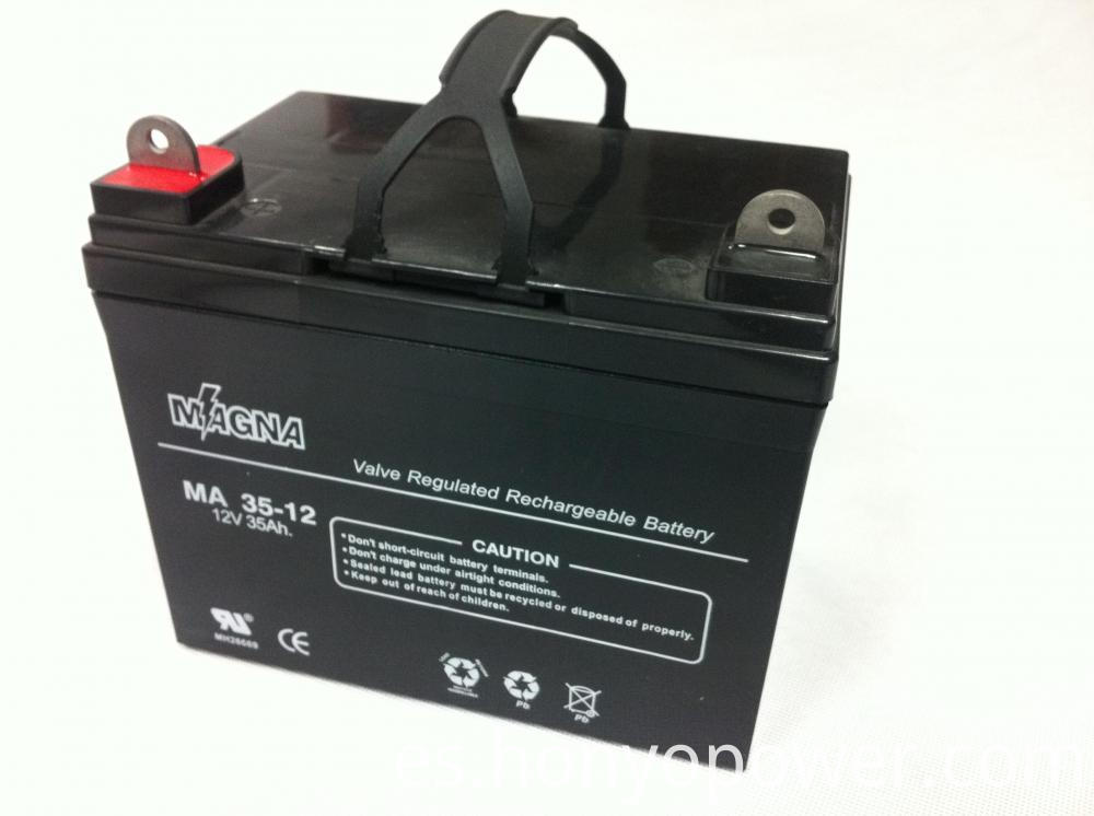 12V 35Ah VRLA Batteries