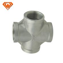 Stainless steel crosses pipe fittings