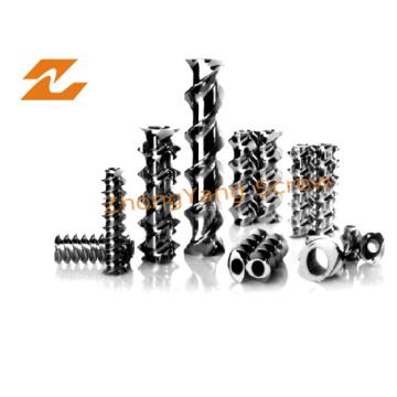 Plastic Extruder Screw Elements and Segments Barrel