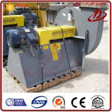 industrial boiler low press dust exhausting centrifugal fan