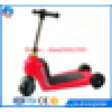 2015 Alibaba Китай Интернет Поставщик Новая модель Пластиковые две ноги педали ребенка Kick Scooter