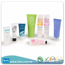 Fabricant de Taiwan nouvelle conception crème de blanchiment pour la peau contenant l'étiquette ovale