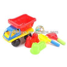 Juguetes plásticos de la playa del verano 5Pcs fijados / juguetes del verano / juguetes de la playa