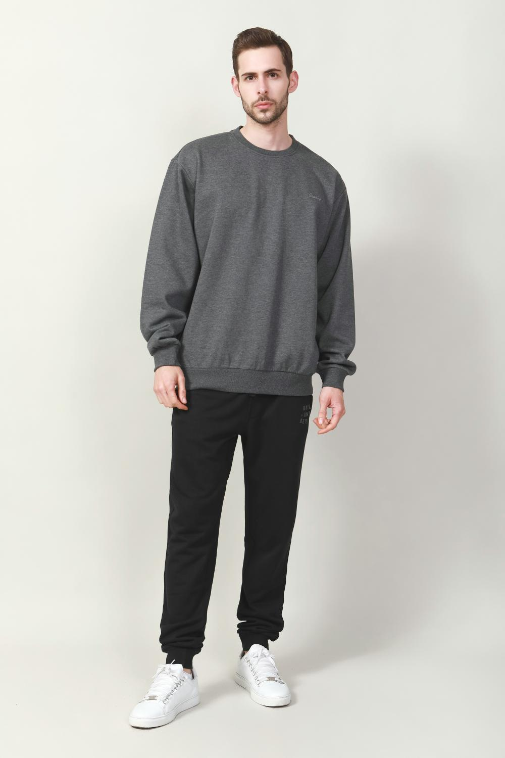 casual brushed fleece trackpants