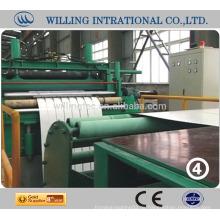 Stahl-Schlitzlinie Maschine unglaublich niedrigen Preis in ZheJiang China gemacht