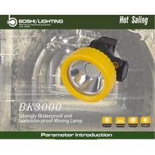 BK3000 Wasserdichtes industrielles geführtes Bergbaulicht bewegliches geführtes Licht, mit ATEX IECEX zertifiziert