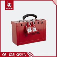Kit de bloqueo de seguridad de acero Osha-K01
