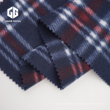 150d/144f FDY Printed Brushed Fabric Knitted Polar Fleece