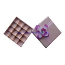 High Quality Paper Packaging Cufflink Box