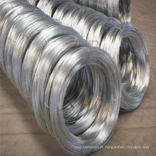 Electro galvanizado bobina de fio de ferro (YD-001)