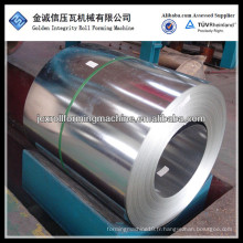 Bobine en acier galvanisé 0.2 à 1.2mm épaisseur qualité première