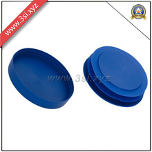 Plastic Beveled PE End Decorative Pipe Protection Cover (YZF-H160)