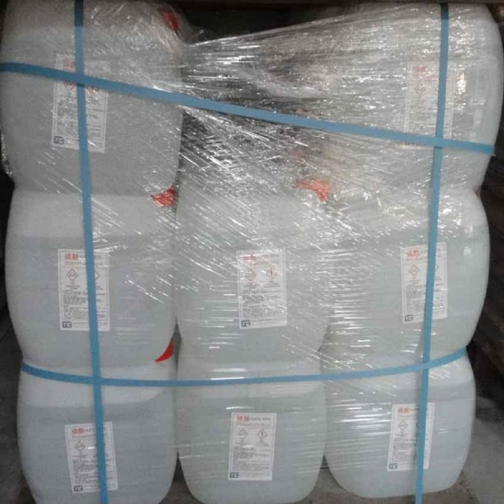 85% Min Food Grade Price Phosphoric Acid CAS No.7664-38-2-2