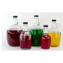 1500ml 2000ml 3000ml Big Glass Canister with Hand