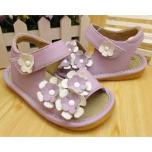 Пурпурные сандалии