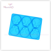 Cute Duck Shaped Food Grade Silicone Cake Mould