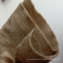 Feutre de fibre de basalte d'isolation phonique d'isolation thermique