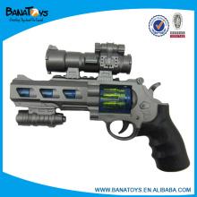 Pistola infrarroja de juguete