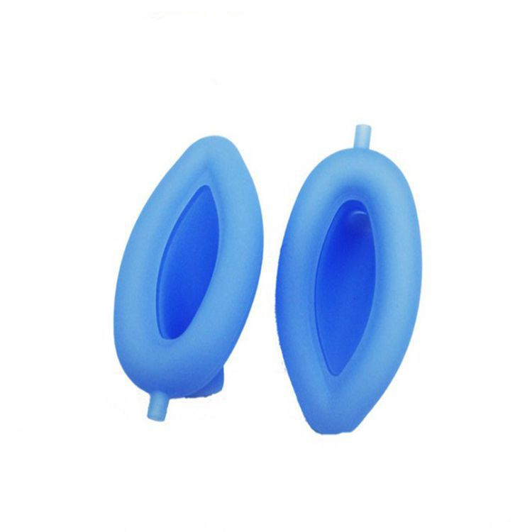 Medical grade liquid silicone laryngeal mask