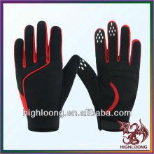 Перчатки с длинным рукавом
