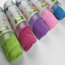 Microfiber Cooling Towel with Tube