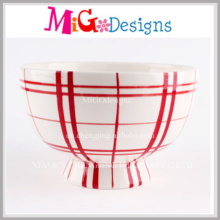 Ceramic Salad Decorative Candy Bowl
