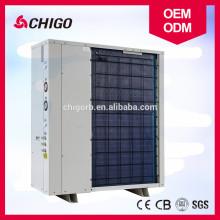 Chauffage et refroidissement de la maison solaire à économie d'énergie