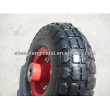PU wheel FP1001 10*3.50-4 for Hand Truck