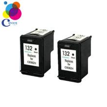 Hp ink cartridge 132 ink cartridge for hp designjet 5540 1510 7830 6310 printer guangzhou factory