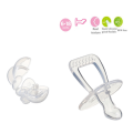 A0154 Flat Head Infant Silicone Soother