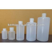 Frasco de plástico para líquido