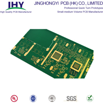 Multilayer HDI PCB Manufacturing 6 Layers HDI PCB