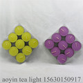 Grosir 7 jam lilin tealight putih